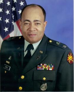 Chaplain Marvin Mills