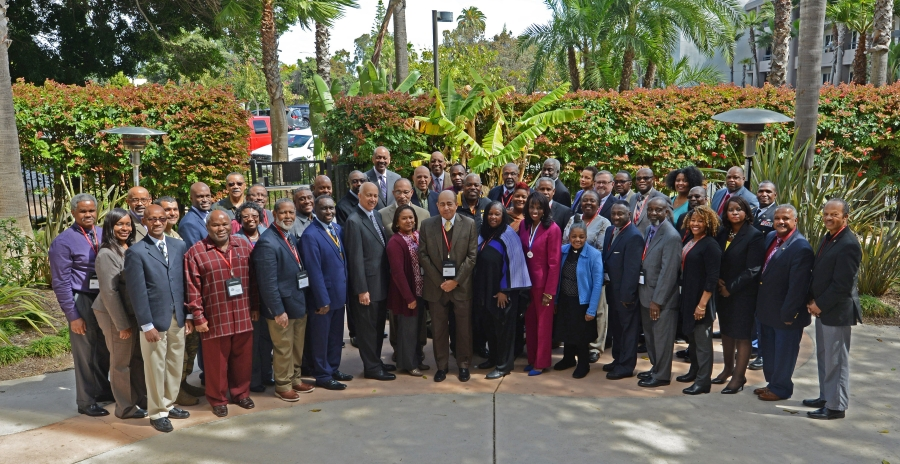 VA Black Chaplains Association Conference Photo